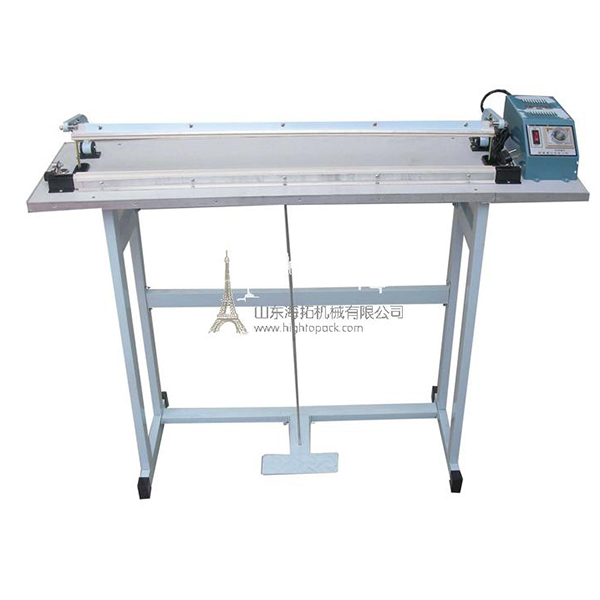 high table sealing machine