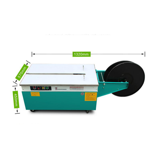 Semi-Automatic Multi-function Strapping Binding Machine
