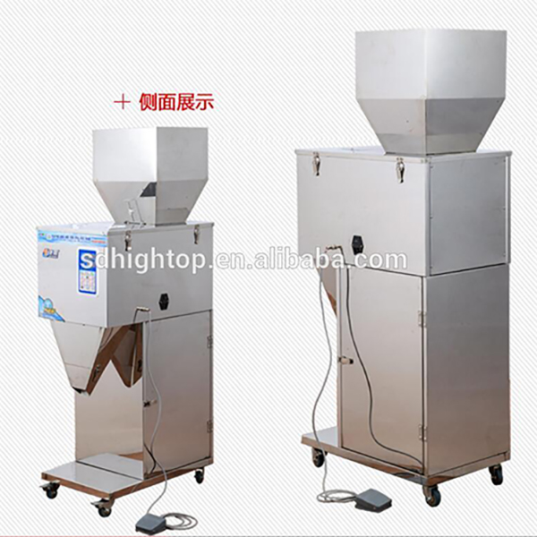 20-3000g semi automatic baking powder/soda powder filling machine