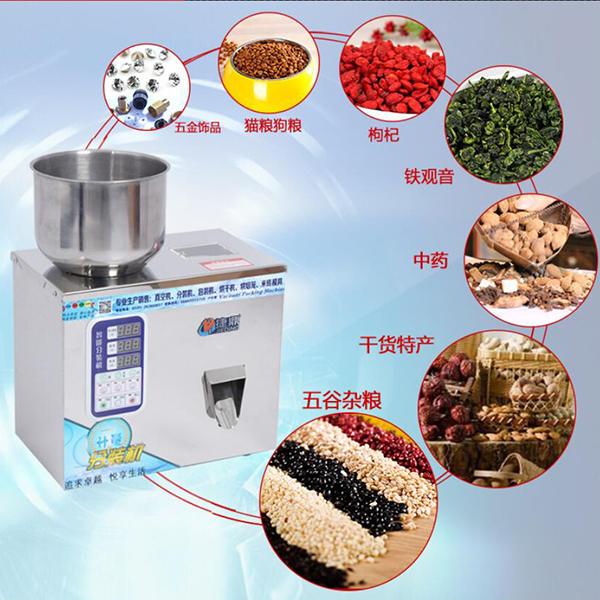 1-20g Sachet Packing Tea Packaging Filing Dry Powder Filling Machine