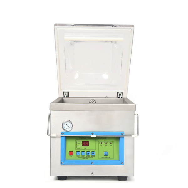 DZ260 tabletop vacuum packing machine