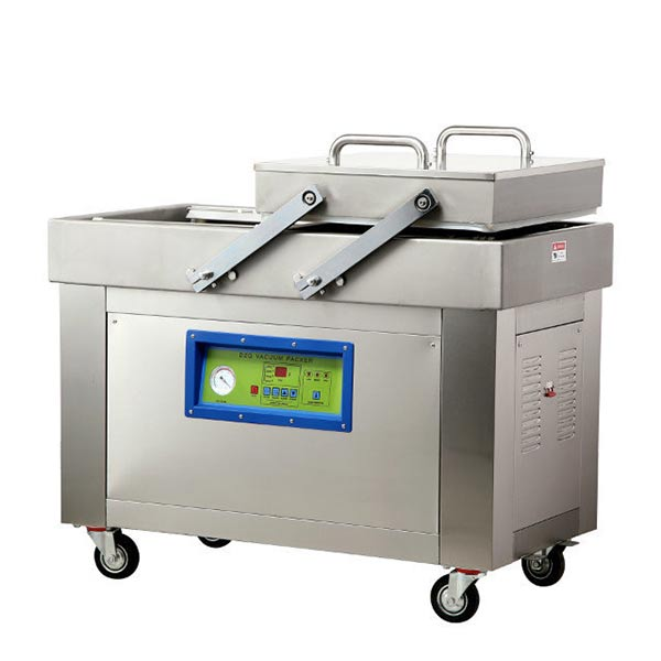 DZ500-2SB double chamber vacuum packing machine