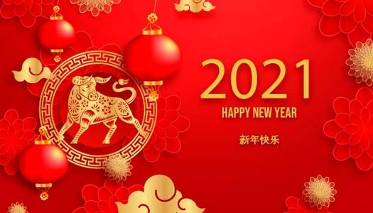Notice on the holiday arrangements for the Spring Festival in 2021